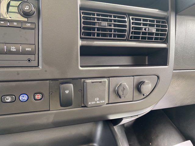 2021 Chevrolet Express 3500 4x2, Rockport Cargoport Cutaway Van #CM59356 - photo 18