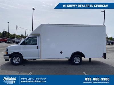 2021 Chevrolet Express 3500 4x2, Rockport Cargoport Cutaway Van #CM59356 - photo 1