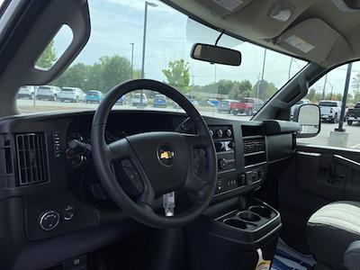 2021 Chevrolet Express 3500 4x2, Rockport Cargoport Cutaway Van #CM59356 - photo 12