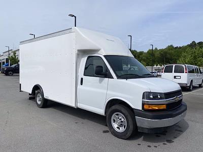 2021 Chevrolet Express 3500 4x2, Rockport Cargoport Cutaway Van #CM59356 - photo 5