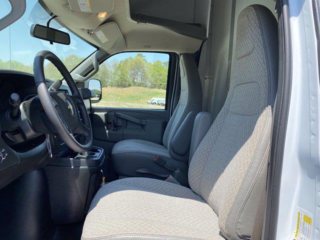 2021 Chevrolet Express 3500 4x2, Rockport Cargoport Cutaway Van #CM59852 - photo 10