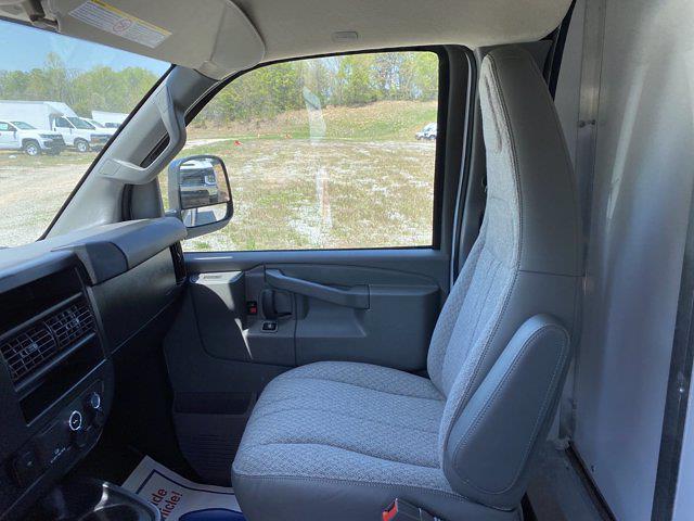 2021 Chevrolet Express 3500 4x2, Rockport Cargoport Cutaway Van #CM59852 - photo 11