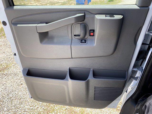 2021 Chevrolet Express 3500 4x2, Rockport Cargoport Cutaway Van #CM59852 - photo 12