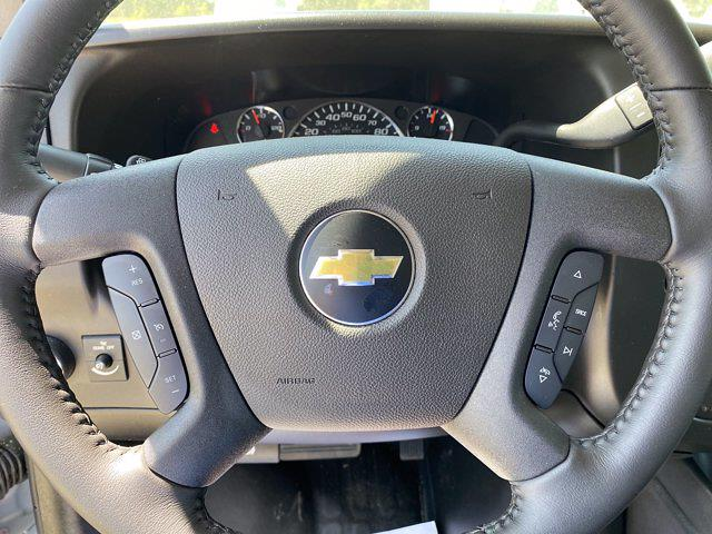 2021 Chevrolet Express 3500 4x2, Rockport Cargoport Cutaway Van #CM59852 - photo 14