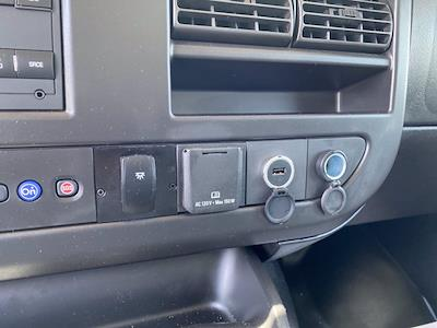 2021 Chevrolet Express 3500 4x2, Rockport Cargoport Cutaway Van #CM59852 - photo 17