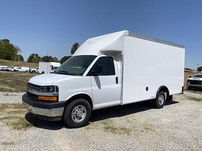2021 Chevrolet Express 3500 4x2, Rockport Cargoport Cutaway Van #CM59852 - photo 4