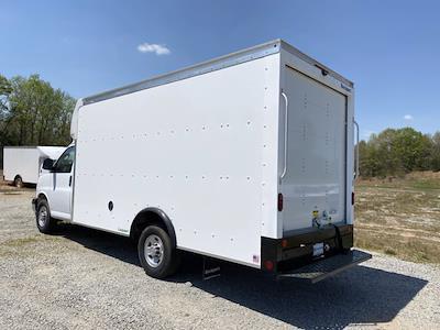 2021 Chevrolet Express 3500 4x2, Rockport Cargoport Cutaway Van #CM59852 - photo 2