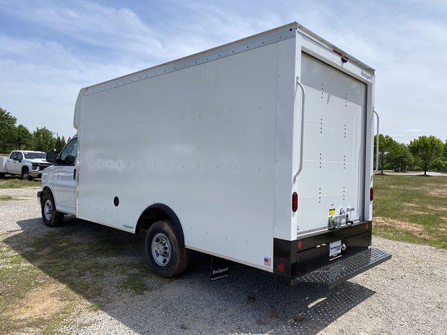 2021 Chevrolet Express 3500 4x2, Rockport Cargoport Cutaway Van #CM60270 - photo 10