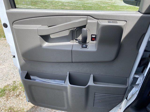 2021 Chevrolet Express 3500 4x2, Rockport Cargoport Cutaway Van #CM60270 - photo 13