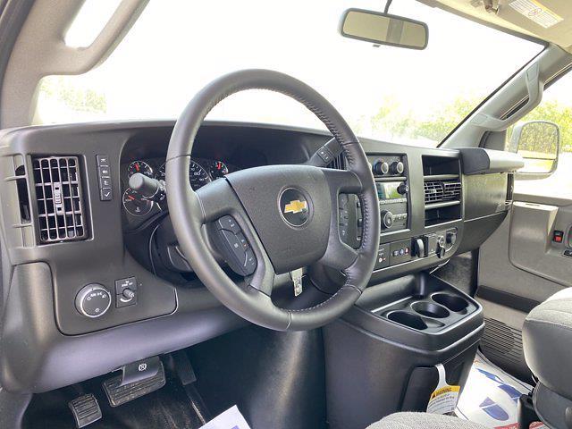 2021 Chevrolet Express 3500 4x2, Rockport Cargoport Cutaway Van #CM60270 - photo 16