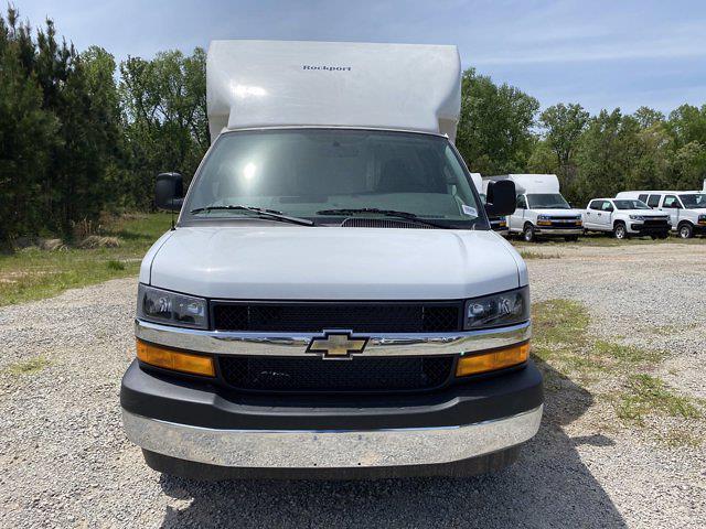 2021 Chevrolet Express 3500 4x2, Rockport Cargoport Cutaway Van #CM60270 - photo 7