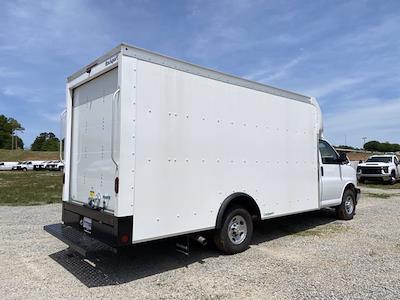 2021 Chevrolet Express 3500 4x2, Rockport Cargoport Cutaway Van #CM60270 - photo 2