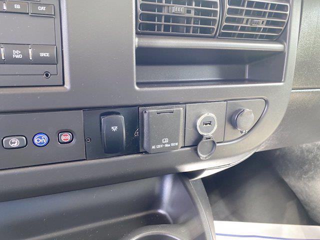2021 Chevrolet Express 3500 4x2, Rockport Cargoport Cutaway Van #CM60327 - photo 18