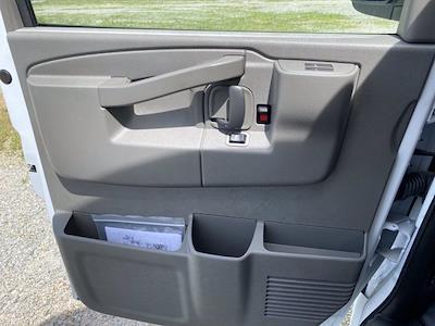 2021 Chevrolet Express 3500 4x2, Rockport Cargoport Cutaway Van #CM60327 - photo 10