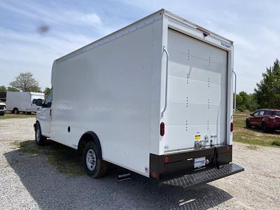 2021 Chevrolet Express 3500 4x2, Rockport Cargoport Cutaway Van #CM60327 - photo 2