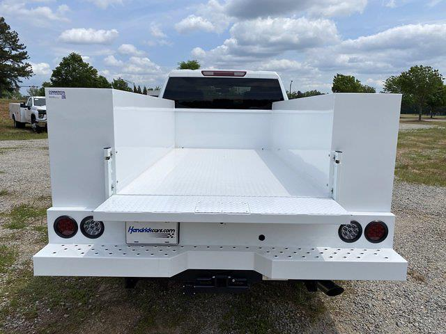 2021 Chevrolet Silverado 2500 Double Cab 4x4, Warner Select Pro Service Body #CM91983 - photo 10
