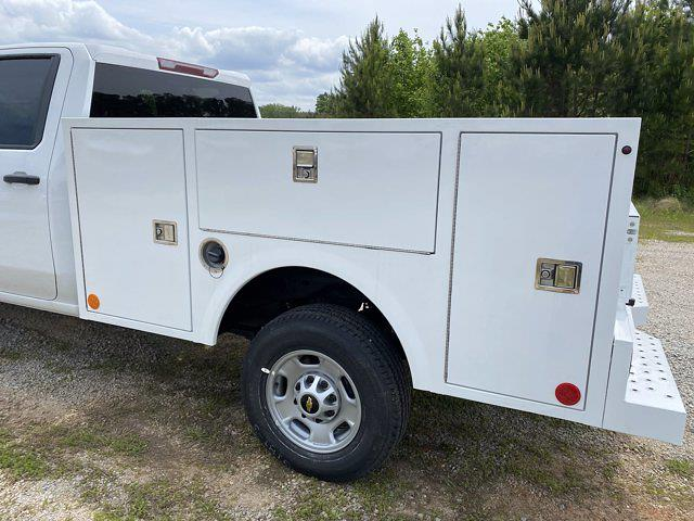2021 Chevrolet Silverado 2500 Double Cab 4x4, Warner Select Pro Service Body #CM91983 - photo 11
