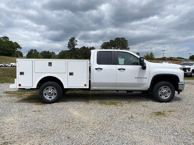 2021 Chevrolet Silverado 2500 Double Cab 4x4, Warner Select Pro Service Body #CM91983 - photo 27