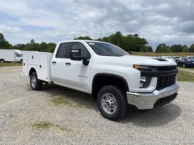 2021 Chevrolet Silverado 2500 Double Cab 4x4, Warner Select Pro Service Body #CM91983 - photo 9