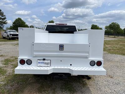 2021 Chevrolet Silverado 2500 Double Cab 4x4, Warner Select Pro Service Body #CM91983 - photo 3