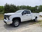 2021 Chevrolet Silverado 2500 Double Cab 4x4, Warner Select Pro Service Body #CM91983 - photo 5