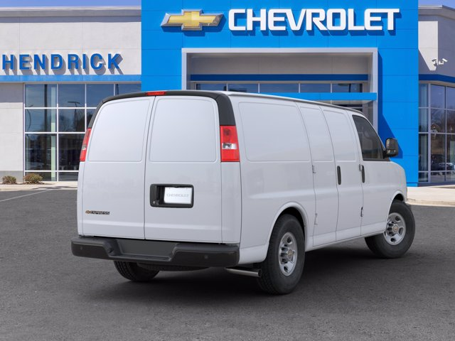 2020 Chevrolet Express 2500 4x2, Empty Cargo Van #DL77466 - photo 2