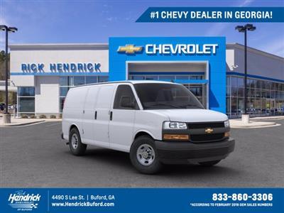2020 Chevrolet Express 2500 4x2, Empty Cargo Van #DL77466 - photo 1