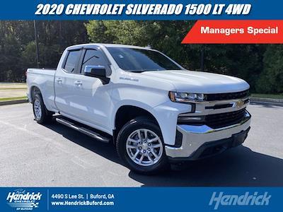 2020 Silverado 1500 Double Cab 4x4,  Pickup #DM01062B - photo 1