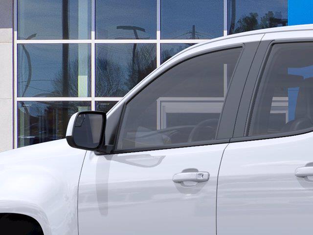 2021 Chevrolet Colorado Crew Cab 4x4, Pickup #DM25650 - photo 10