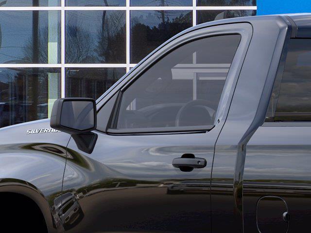 2021 Chevrolet Silverado 1500 Regular Cab 4x4, Pickup #DM70744 - photo 10