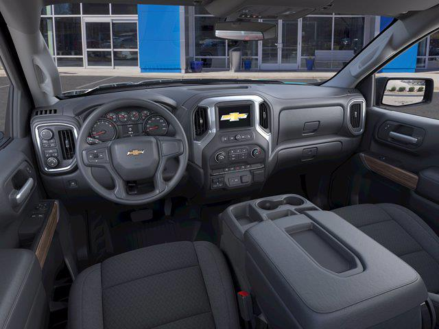 2021 Chevrolet Silverado 1500 Regular Cab 4x4, Pickup #DM70744 - photo 12