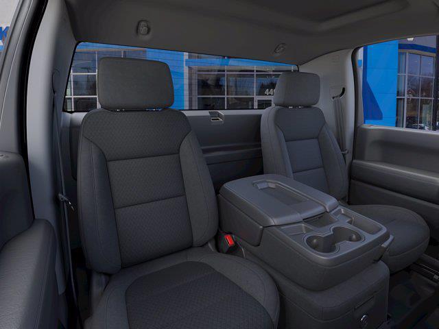 2021 Chevrolet Silverado 1500 Regular Cab 4x4, Pickup #DM70744 - photo 13