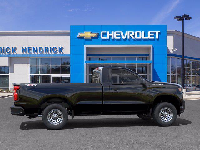 2021 Chevrolet Silverado 1500 Regular Cab 4x4, Pickup #DM70744 - photo 1