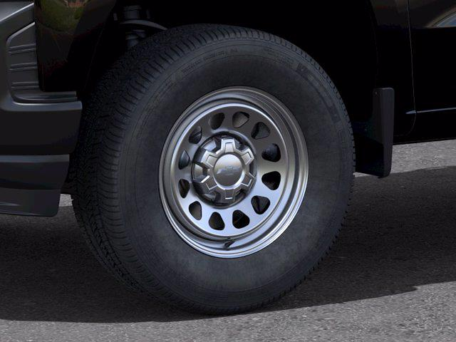 2021 Chevrolet Silverado 1500 Regular Cab 4x4, Pickup #DM70744 - photo 7