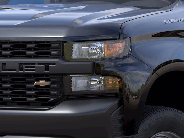 2021 Chevrolet Silverado 1500 Regular Cab 4x4, Pickup #DM70744 - photo 8