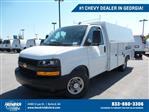 2019 Express 3500 4x2,  Reading Service Utility Van #K1270768 - photo 1