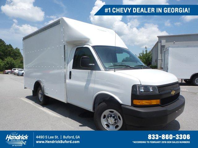 2020 Chevrolet Express 3500 RWD, Rockport Cutaway Van #L1225292 - photo 1