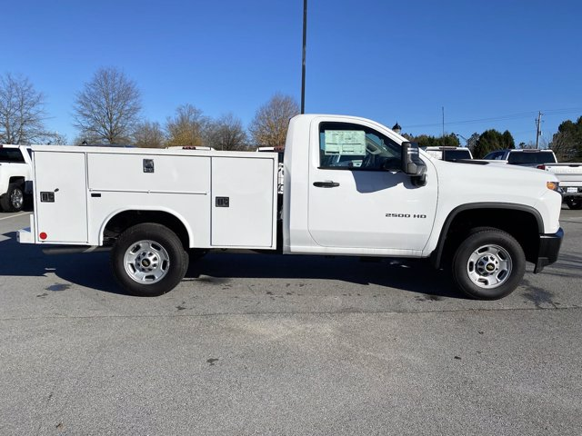 2020 Chevrolet Silverado 2500 Regular Cab 4x4, Reading SL Service Body #LF221393 - photo 7