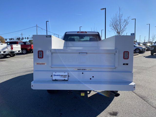 2020 Chevrolet Silverado 2500 Regular Cab 4x4, Reading SL Service Body #LF221393 - photo 10