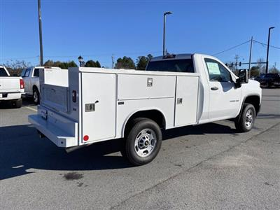 2020 Chevrolet Silverado 2500 Regular Cab 4x4, Reading SL Service Body #LF221393 - photo 8