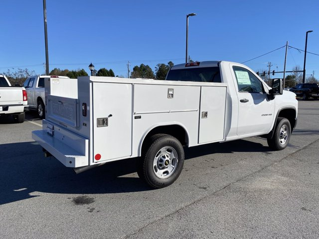 2020 Chevrolet Silverado 2500 Regular Cab 4x4, Reading SL Service Body #LF221399 - photo 5