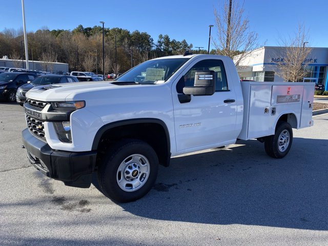 2020 Chevrolet Silverado 2500 Regular Cab 4x4, Reading SL Service Body #LF221399 - photo 9