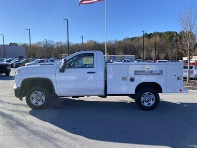 2020 Chevrolet Silverado 2500 Regular Cab 4x4, Reading SL Service Body #LF221399 - photo 8