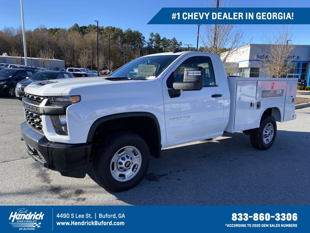 2020 Chevrolet Silverado 2500 Regular Cab 4x4, Reading Service Body #LF221503 - photo 1