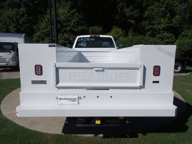 2020 Chevrolet Silverado 5500 Regular Cab DRW RWD, Reading SL Service Body #LH239144 - photo 11