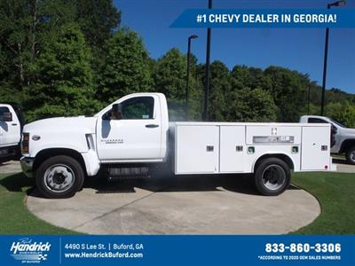 2020 Chevrolet Silverado 5500 Regular Cab DRW RWD, Reading SL Service Body #LH239144 - photo 1