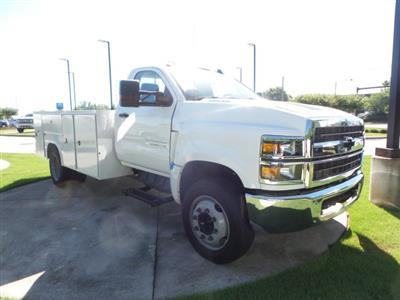 2020 Chevrolet Silverado 5500 Regular Cab DRW RWD, Reading SL Service Body #LH239144 - photo 6
