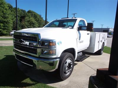 2020 Chevrolet Silverado 5500 Regular Cab DRW RWD, Reading SL Service Body #LH239144 - photo 7