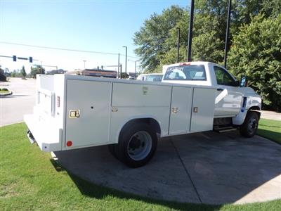 2020 Chevrolet Silverado 5500 Regular Cab DRW RWD, Reading SL Service Body #LH239144 - photo 10