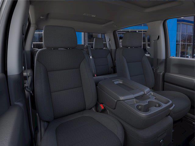 2021 Chevrolet Silverado 1500 Crew Cab 4x4, Pickup #M05535 - photo 13